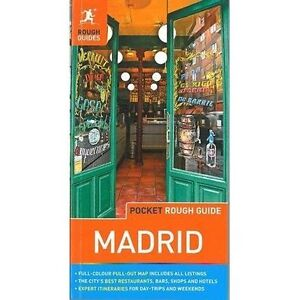 Pocket Rough Guide Madrid (Rough Guide to...), Rough Guides, New Book