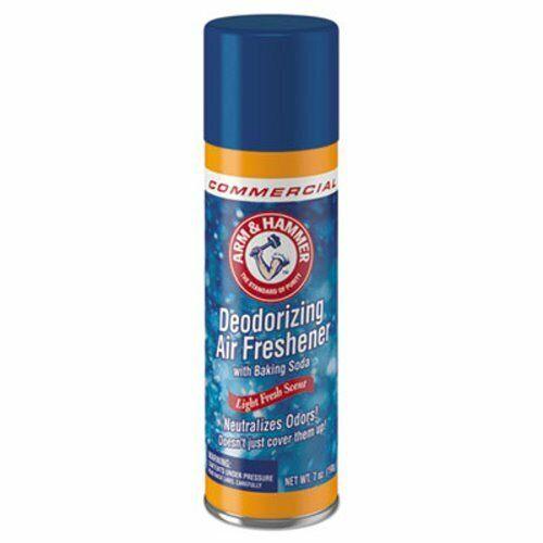 Arm & Hammer Baking Soda Air Freshener, 12 Aerosol Cans (CDC3320094170CT)