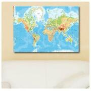 Huge World Map