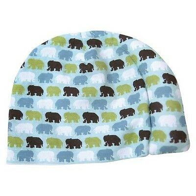 Tortle Repositioning Beanie - Blue Elephant