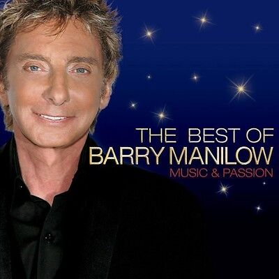 Barry Manilow   Music   Passion  Best Of  New Cd