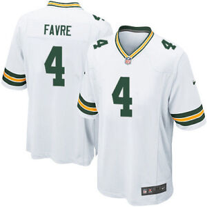 GREEN BAY PACKERS (#4) JERSEY AND CAP (LIKE NEW)