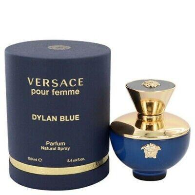 Versace Pour Femme Dylan Blue Parfum Natural Spray 100ml