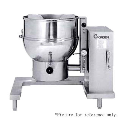Groen DEE/4-60C Electric Tilting Kettle - 60-Gallon Capacity (Replaces DEE/4-60)