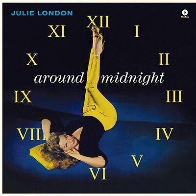 Julie London   Around Midnight  New Vinyl  Bonus Track  180 Gram