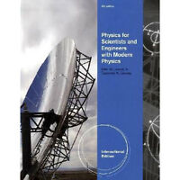 Physics for Scientists and EngineersVol 1. International 8th edt