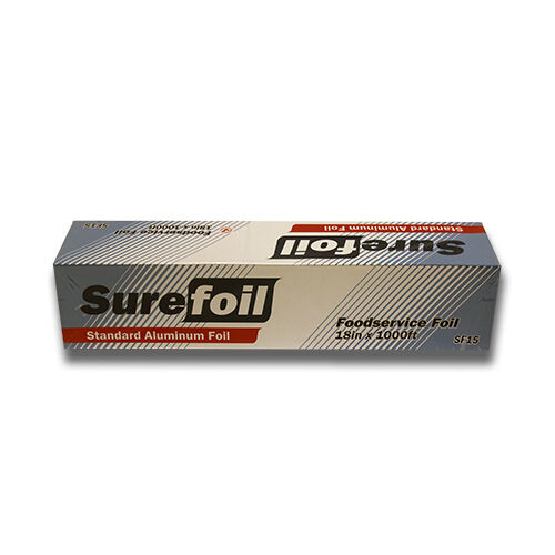 Surefoil Standard Foil Roll, 1000