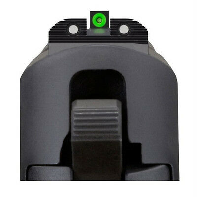 Green Rear Night Sight - SIG SAUER SOX10001 X-Ray 3 Day/Night Green Dot Sight with Square Notched Rear