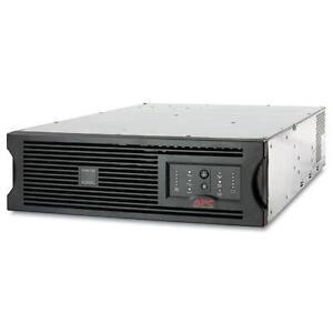 APC Smart-UPS XL 3000VA UPS - 2.7kW 120V - Rack-Mountable 3U - SUA3000RMXL - NEW BATTERIES