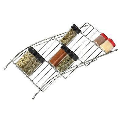 Spectrum In-Drawer Spice Rack - Chrome