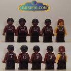 Architecture NBA LEGO Minifigures