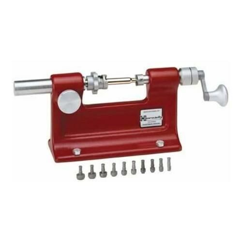 Hornady Bench Mountable Cam Lock Trimmer Reloading Includes 7 Pilots 050140