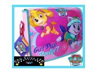 OFFICIAL PAW PATROL GIRLS MESSENGER BAG