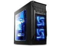 Very Fast Six Core 3.5Ghz 8GB 120GB SSD R7 360 2GB Desktop Gaming PC Computer FREE SAMEDAY DELIVERY