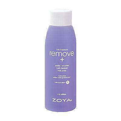 Zoya Nail Polish Remove 3 in 1 Remover 2 Oz  for sale  Houston