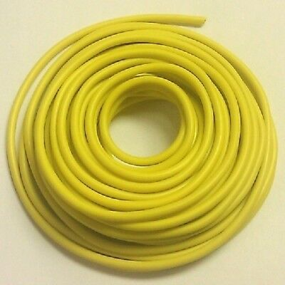20 Length 14awg Yellow Gpt Pvc Stranded 50v Automotive Hook Up Wire