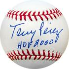 Tony Perez Autograph