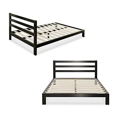 Modern Studio Platform 2000H Metal Bed Frame/Foundation with