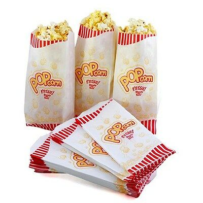 50 1 5Oz Popcorn Bags  Free Shipping