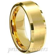 Tungsten Ring 6mm