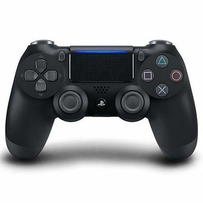 Official DualShock PS4 Wireless Controller for PlayStation 4 -Jet Black NEW!!!
