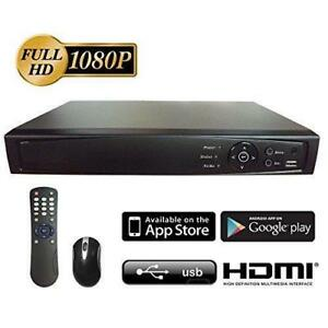 Surveillance Digital Video Recorder - DVR DVS - 1 TB storage - 3 year warranty