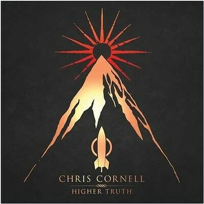 Chris Cornell   Higher Truth  New Vinyl