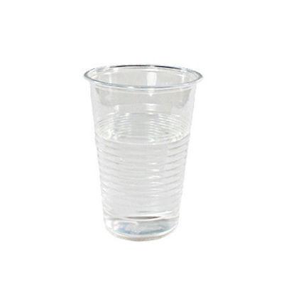 3000 Ausschankbecher Becher, 0,2l - 200ml, klar, Trinkbecher ()