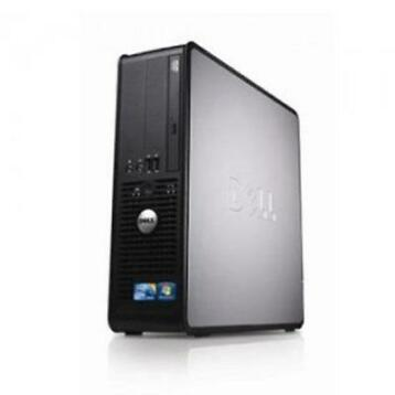 DELL 755 SFF Q8400 3.0GHZ 4GB 2000GB DVD