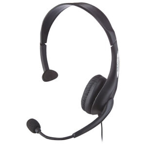 Set of 2 Insignia Headset With Microphone  - NEW IN BOX