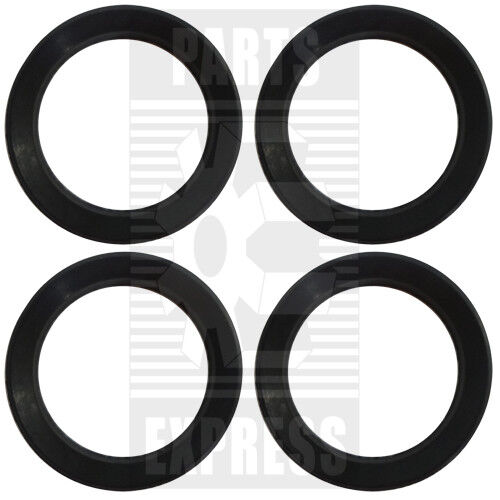 Case IH Unloader Auger Lower Gear Box Seal 4-Pack Part WN-1347432C2 for Combines