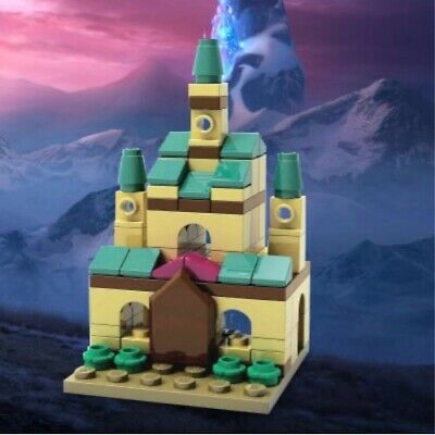 LEGO Frozen 2 - Mini Arendelle Castle Barnes & Nobles Build Event - Brand NEW