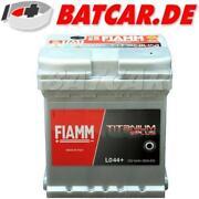 Fiat 500 Batterie