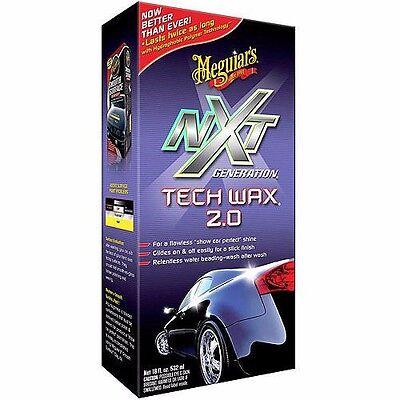 Meguiars NXT Generation 2.0 Tech Liquid Wax Car Auto Meguiar`s - NEW