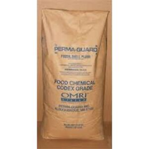 Perma-Guard Food Grade Diatomaceous Earth - One (1) 50 lb. Bag