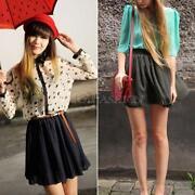 Chiffon Layered Skirt
