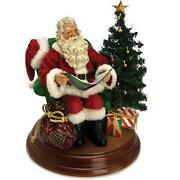 Story Telling Santa