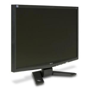 "21.5"" black LCD widescreen Acer monitor $80"