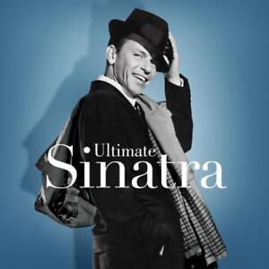 FRANK SINATRA ( NEW SEALED CD ) ULTIMATE GREATEST HITS / THE VERY BEST OF