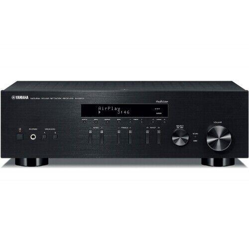 Yamaha Black Network Stereo Receiver