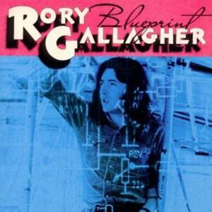 Rory Gallagher - Blueprint   - CD NEU