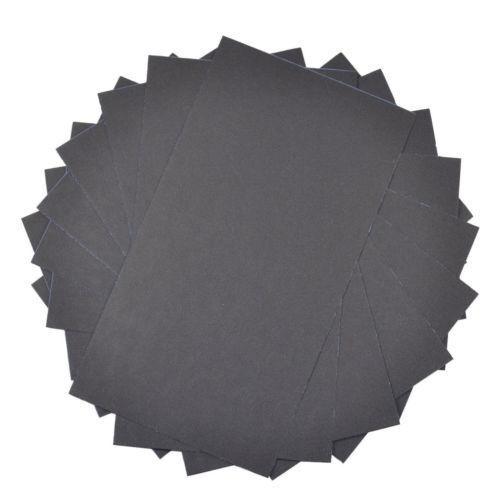 50 Stück 25mm Schleifscheiben Schleifpapierm Scheiben Haft 80-3000 Körnung
