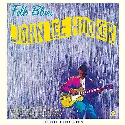 John Lee Hooker - Folk Blues [New Vinyl] Spain - Import