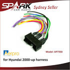 Car Audio & Video Wire Harnesses for Hyundai UP