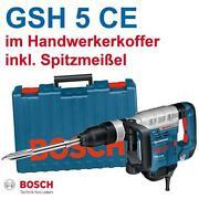 Bosch GSH 5 CE