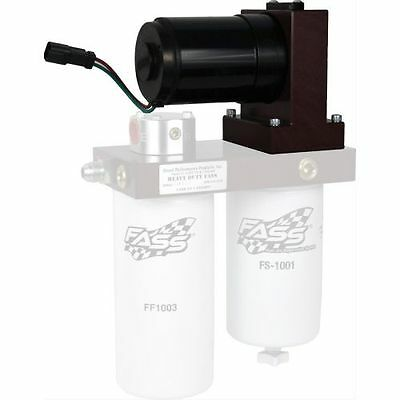 FASS Fuel System RPHD-1001 HD SERIES EM-1001 With .625 Gear Replacement - Fass Hd Series