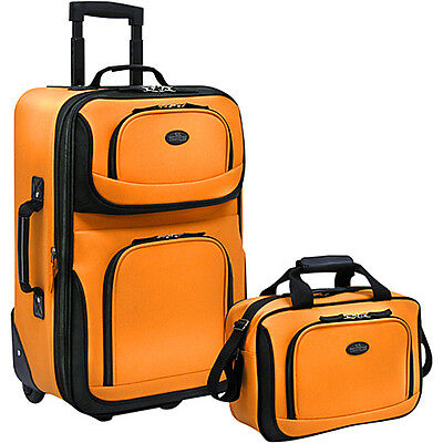Traveler's Choice Rio 2-Piece Lightweight Carry-On on Rummage