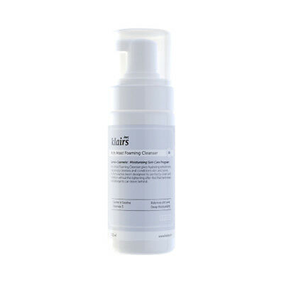 Rich Foaming Cleanser ([Klairs] Rich Moist Foaming Cleanser - 100ml)