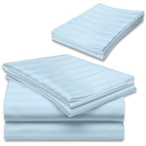 Pima Cotton Queen Sheet Set Ebay