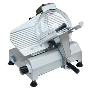 Commercial-10-Blade-Electric-Meat-Slicer-240w-530RPM-Deli-Food-Cheese-Veggies